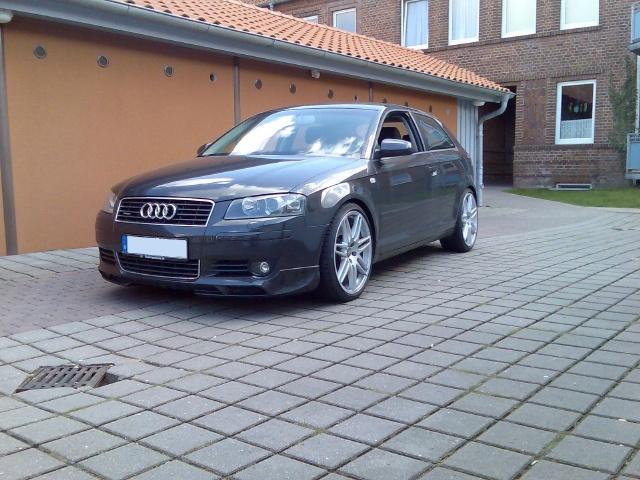 220 Bersicht Alle Audi A3 Bodykits Und Varianten Dfg Sfg