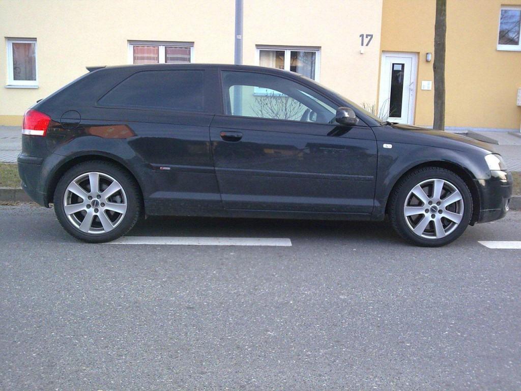 Audi Felgen 17 Zoll s Line Den 17 Zoll 9stern S-line